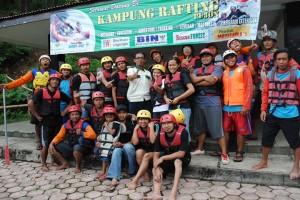 Rafting Pujon Malang Murah