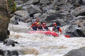 Rafting Pujon Wisata Arung Jeram Malang Batu
