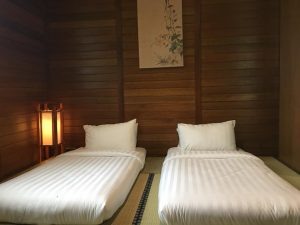 The Onsen Resort Futon