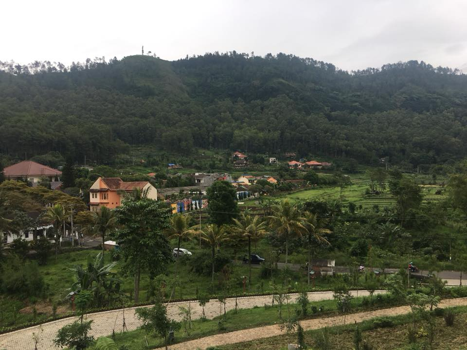 The Onsen Resort Hot Spring Songgoriti Wisata Jepang Batu Malang