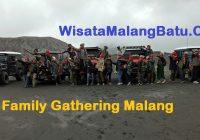 Paket Family Gathering Malang Batu