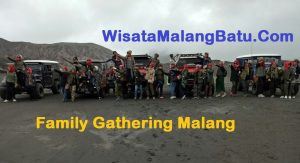 paket family gathering malang