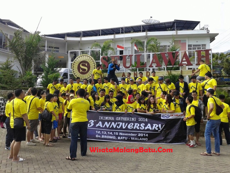 Paket Wisata Malang Murah 2018 2019 City Tour Kota Batu Dan