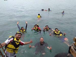 Snorkeling Gili Ketapang Probolinggo